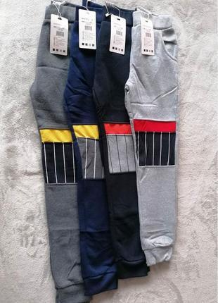 Спортивные брюки утепленные от active sport