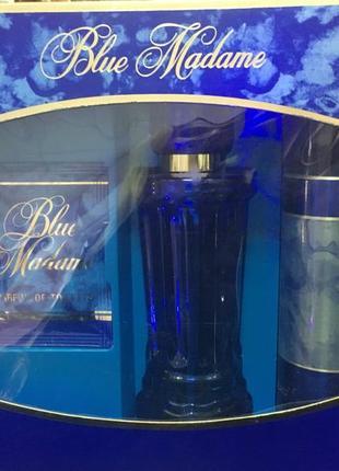 Blue madame подарочный набор для женщин