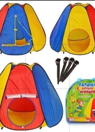 Детская игровая палатка Bambi 0506