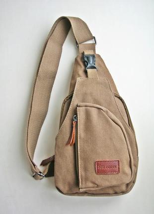Сумка - рюкзак. Через плечо. Новая