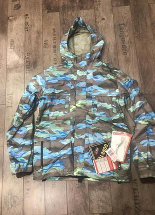 Куртка burton [ak] 2l gore-tex сноуборд [s] новая