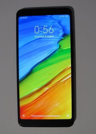 Мобильный телефон Xiaomi Redmi Note 5 3/32GB Black