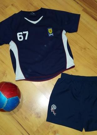 Футбольная форма на 3-5 лет