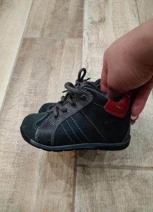 Шкіряні черевички)
