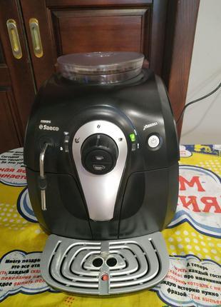 Кофемашина Saeco Xsmall