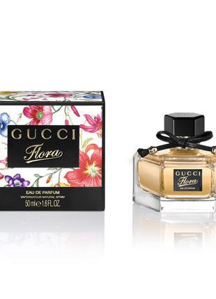 Парфюмированная вода Gucci Flora by Gucci Eau de Parfum (edp 7...