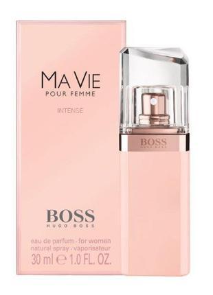Парфюмированная вода Hugo Boss Ma Vie Pour Femme Intense (edp ...