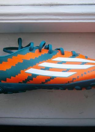 Сороконожки оригинальные adidas messi 10.3 tf b40158