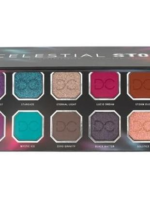 Dominique cosmetics celestial thunder palette   палитра теней ...