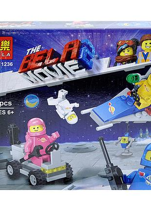 """Конструктор BELA 11236 MOVIE 2 """"Космический отряд Бенни"""" 92дет..."""