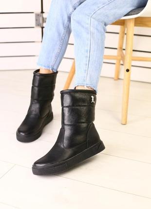 Lux обувь! шикарные натуральные зимние сапоги на овчине! есть ...