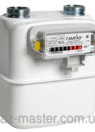 Правильный счетчик газа +магнит