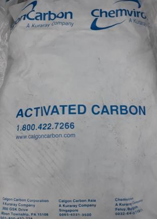 Активированный кокосовый уголь оптом