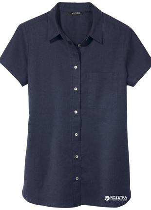 Льняная рубашка р.36-38