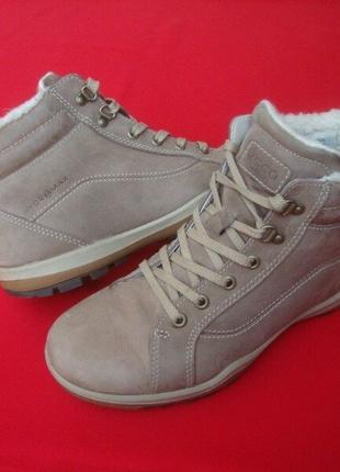 Ботинки Ecco оригинал 38 размер