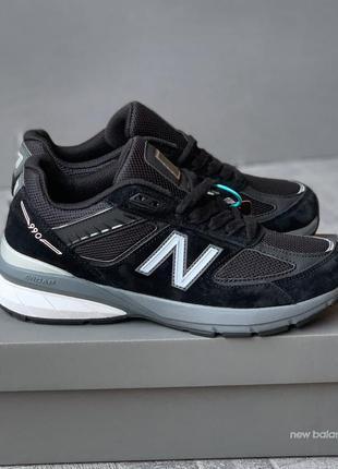 Кросівки new balance 990v5 black