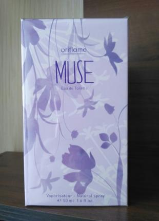 Туалетная вода MUSE от Орифлейм