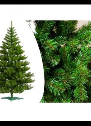 Ель искусственная елка пвх сосна новый год ялинка штучна новорічн