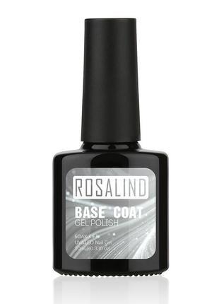 База под гель лак 10 мл rosalind base coat probeauty
