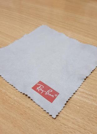 Салфетка для очков ray-ban, оригинал