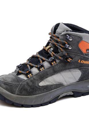 Ботинки lowa kody gore-tex. стелька 24 см