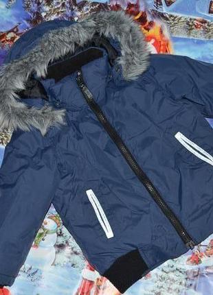 Зимняя куртка name it 92р на мальчика 2-3года