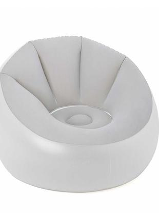 Надувное кресло bestway 102 х 97 х 71 см с led подсветкой (750...
