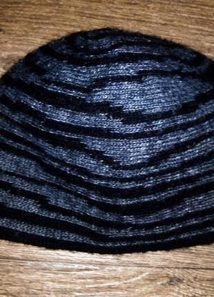 Мужская шапка maxval, зима - осень