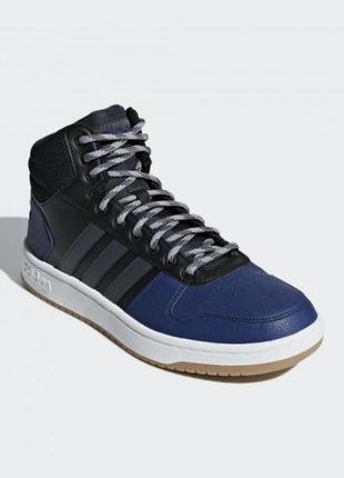 Мужские кроссовки adidas hoops 2.0 mid (артикул: b44613