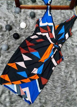 Платье с драпировкой next