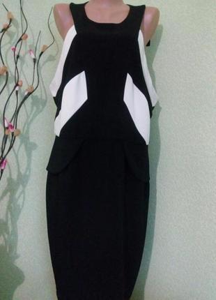 Коктейльное вечернее платье большого размера/платье  для корпо...