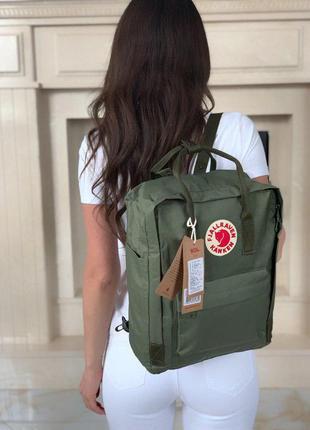 Красивый женский рюкзак fjallraven kanken classic😍