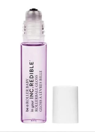 New! inc.redible блеск для губ choose your happy  полноразмерный
