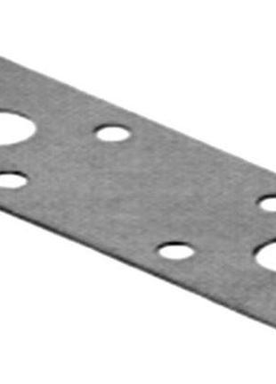 Пластина универсальная 180x40x2,5 оцинкованная