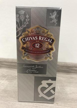 Виски Chivas regal 12лет