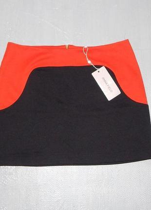 M-l, поб 48-50, новая юбка мини anna field