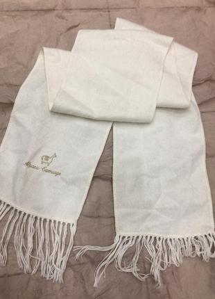 Альпака шарф новый перу