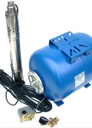 Погружной глубинный насос для скважин шнековый OX-5010 DELTA (...