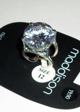Оригинальное кольцо из швейцарии  размер 17