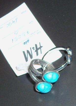 Два кольца h&m размер 16