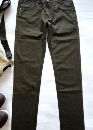 Все размеры, новые джинсы, качество, оливкового цвета ,большие...