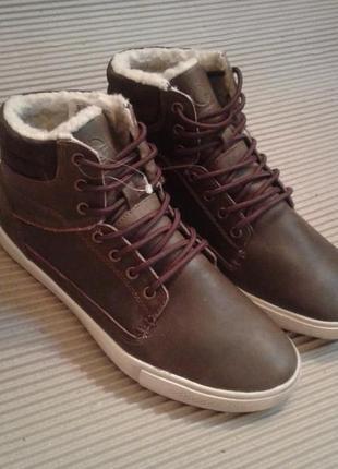 Ботинки натуральная кожа ценник 79, 95 евро