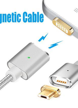 Магнитный кабель magnetic cable micro Usb