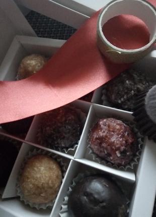 Приготовлю ПП конфеты и печенье
