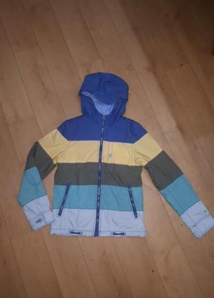 Куртка ветровка tommy hilfiger 152