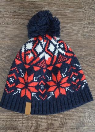 Оригинальная теплая шапка pulp ® beanie hats