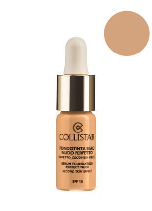 Collistar K44453 Serum Foundation Perfect Nude Second Skin Eff...