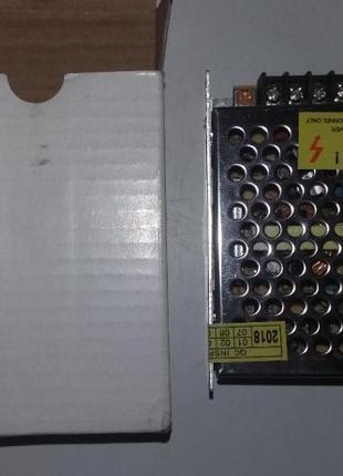 Блок живлення блок питания професииональный 12В 3А
