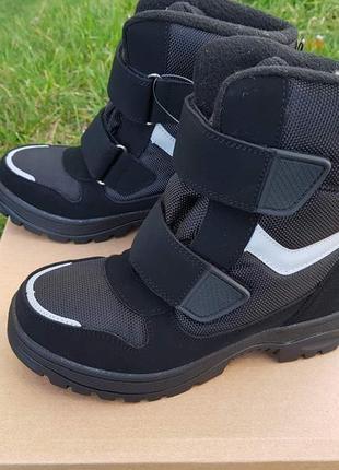 Термо ботинки weestep  для мальчика