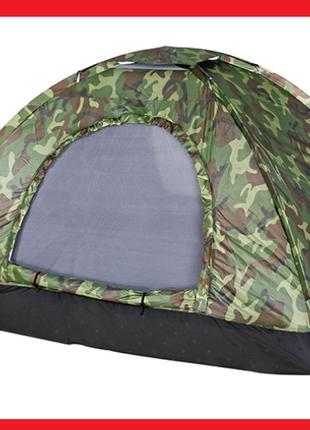 Палатка 4-х местная ХАКИ